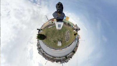 پروژه بزرگ تور مجازی شهر توریستی طرقبه