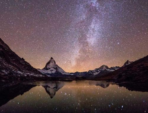 نحوه ساخت تصاویر با کیفیت پانوراما از ستارگان و آسمان