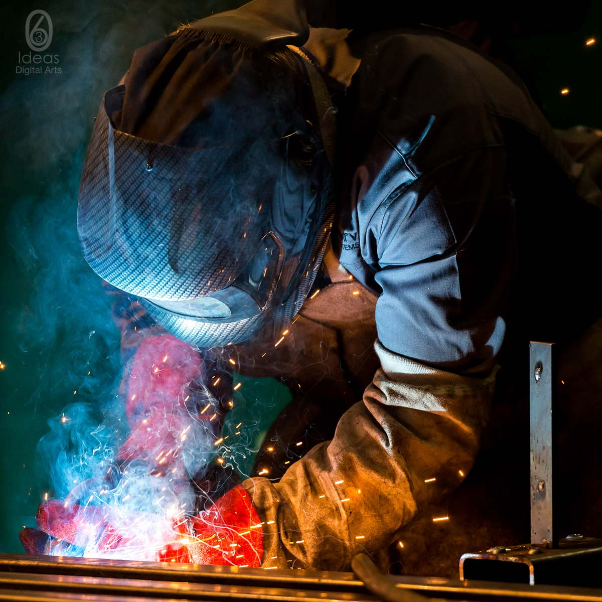 عکس صنعتی ۱