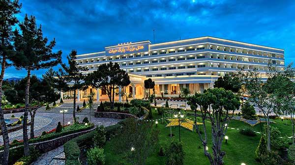 تور مجازی هتل پارک حیات مشهد