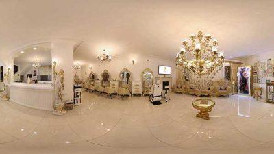 سالن زیبایی ایبک