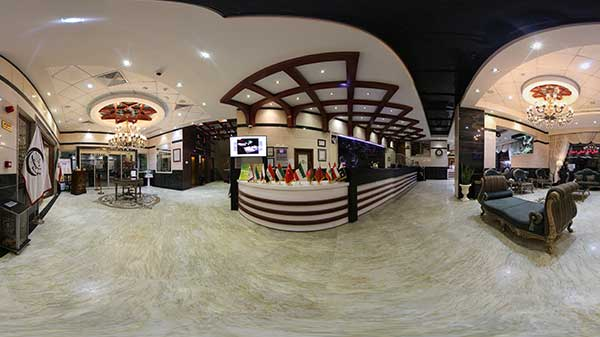 بازدید مجازی هتل مهستان