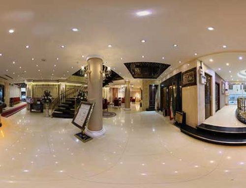 بازدید مجازی هتل منجی مشهد