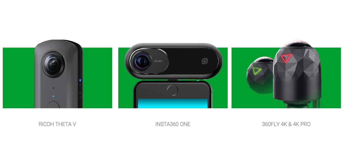دوربین عکاسی مورد تایید گوگل