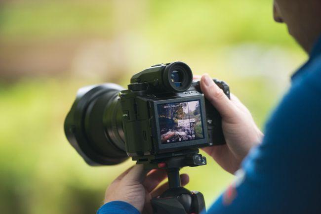 دوربین فوجی فیلم