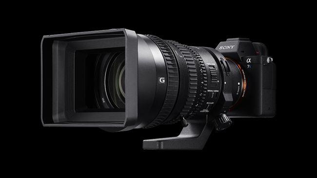 دوربین Sony A7S II