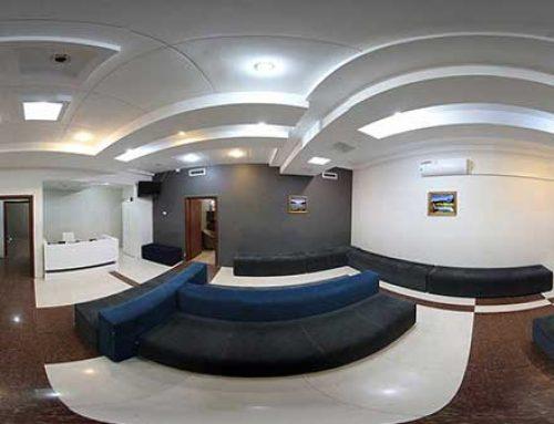 تور مجازی ساختمان پزشکان نور