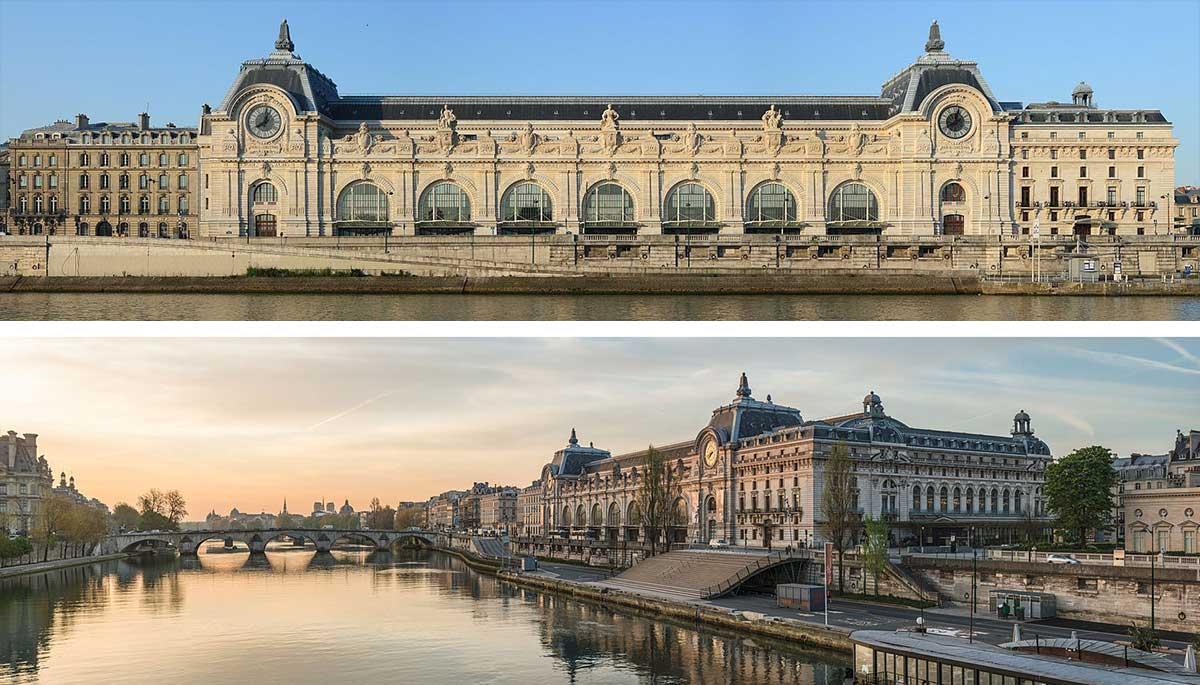 موزه اورسی، پاریس