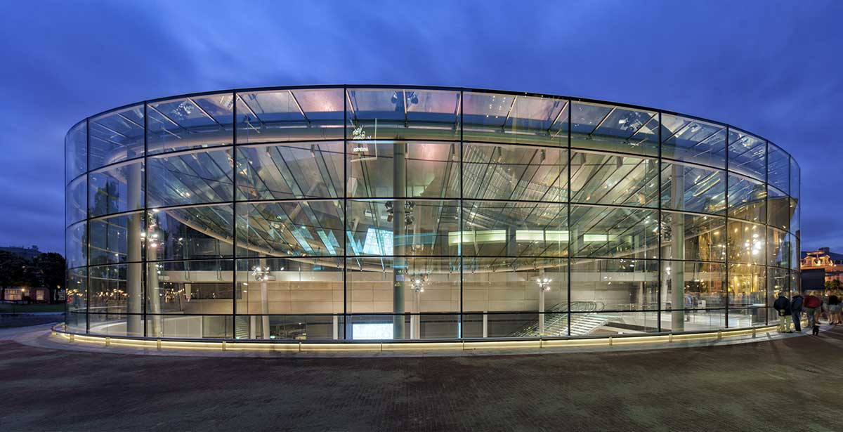 موزه ون گوگ، آمستردام