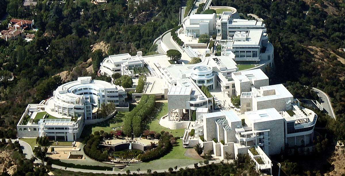 موزه جی. پل گتی، لس آنجلس