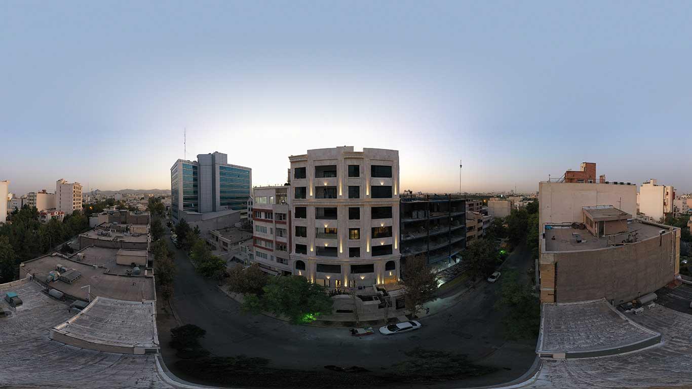 تور مجازی ساختمان ناصرخسرو