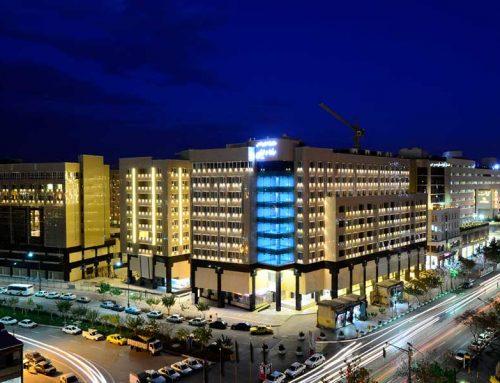 مدیریت شبکه های اجتماعی هتل آپارتمان حیات شرق
