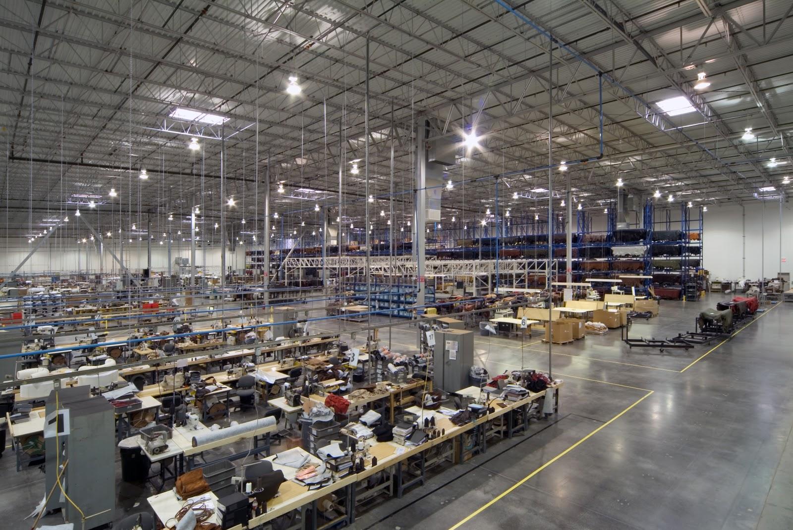 معرفی خط تولید کارخانه