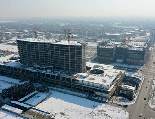 پروژه بازدید مجازی برج بازار مشهد